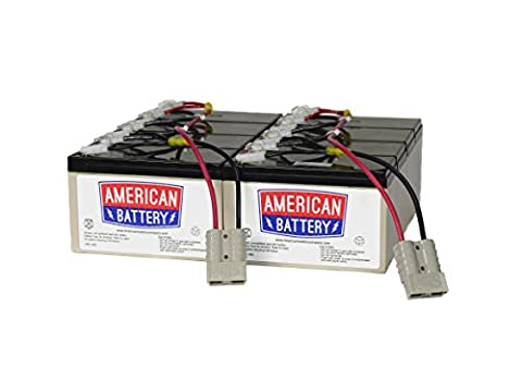 APC Replacement Battery Cartridge #12 - UPS battery - Lead Acid