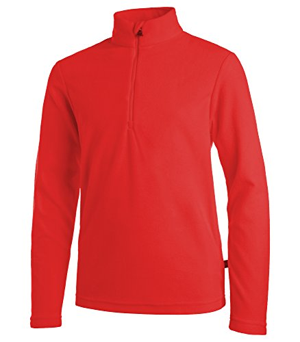 Medico Kinder Ski Fleece Shirt - Rot - Größe 140