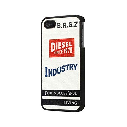 Diesel Snap Case Coque de protection pour iPhone 5 Noir Diesel Industry