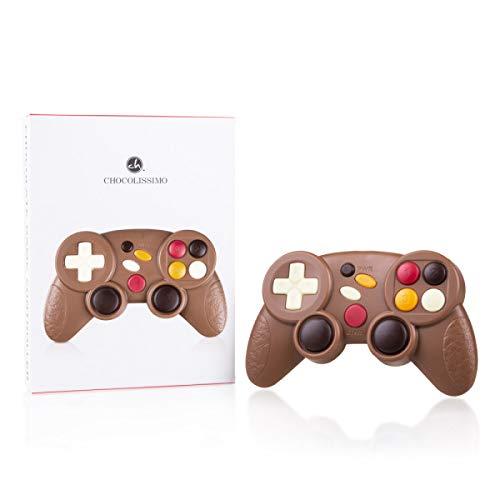 ChocoController - Game-Controller aus Schokolade   Geschenkidee   lustig   Kinder   Erwachsene   Mann   Frau   Begeistert Klein und Groß   Videospielfans   Videospiel Fan   Geburtstag Kind