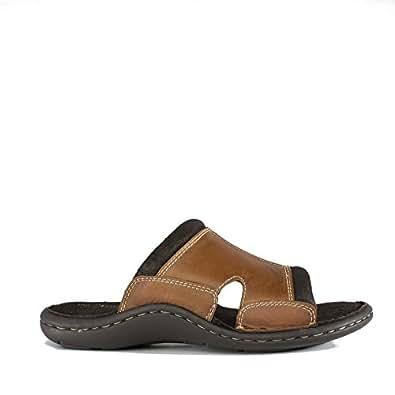 ab083eba19333 Dr Keller Rory Mens Mule Sandals Brown: Amazon.co.uk: Shoes & Bags