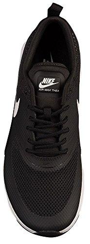 Nike Air Max Thea 599409Scarpe da corsa da donna Nero