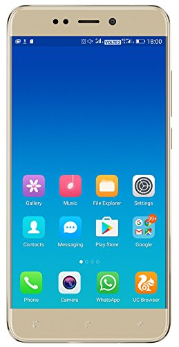 Gionee X1S W1627G (Gold, 16GB)