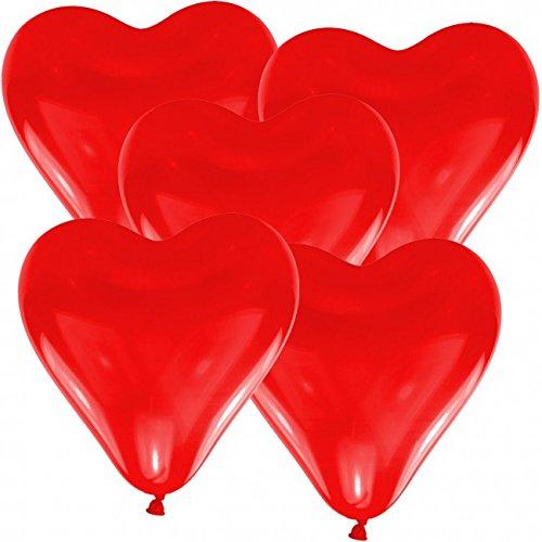 50globos Corazón