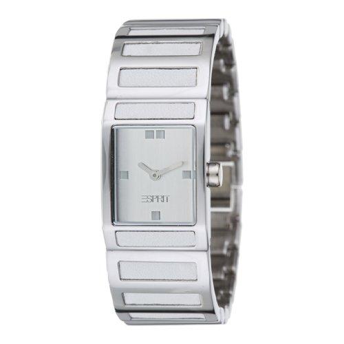 Esprit Damen-Armbanduhr Analog Quarz Edelstahl ES900092001