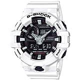 Casio G-Shock Analog-Digital Black Dial Men's Watch - GA-700-7ADR (G742)