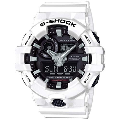 16. Casio G-Shock Analog-Digital Black Dial Men's Watch