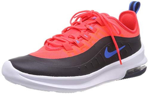 Nike Air Max Axis (GS), Scarpe da Running Bambini e Ragazzi, (Bright Crimson/Photo Blue/Obsidian/White 601), 37.5 EU