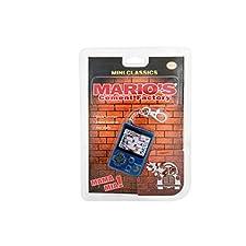 Nintendo Mini Classics - Mario's Cement Factory, juguete electrónico (Stadlbauer 14910320)