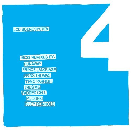 45:33 Remixes by Lcd Soundsystem (2009-09-22) -