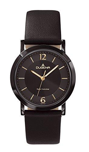 Dugena–Reloj de pulsera analógico para mujer cuarzo piel 4460555