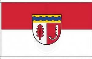 Anwesenheitsbanner Silkerode - 40 x 250cm - Flagge und Banner