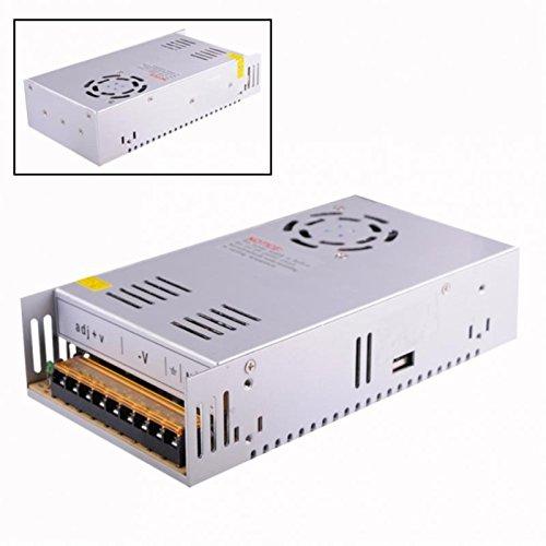 Fuente de alimentación Transformador estabilizado para tiras LED 24V DC swintching trimme–5A