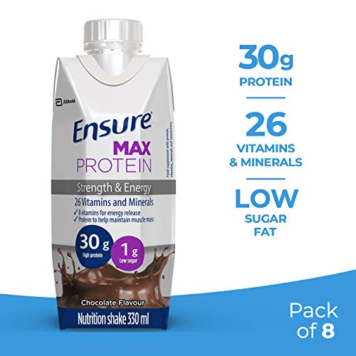 Ensure Max Protein Milk Chocolat...