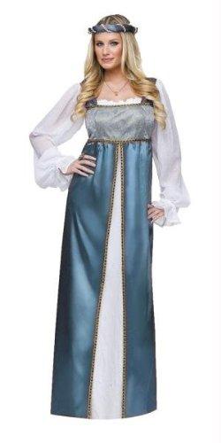 Lady Capulet Adult Med 8-10 (Capulet Aus Lady)