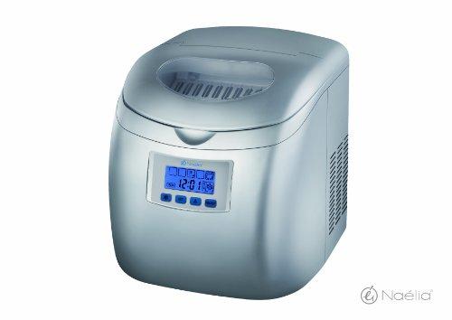 Naelia COL-06601-NAE Machine à Glaçons 36 x 29,6...