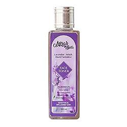 Mirah Belle Lavender Witch Hazel Sensitive skin face toner, 100 ml