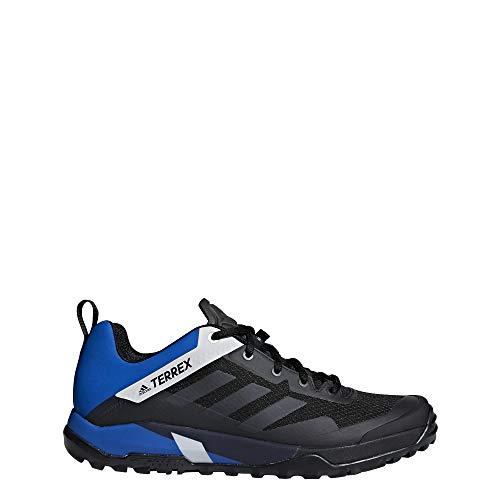 adidas Herren Terrex Trail Cross Sl Traillaufschuhe, Schwarz (Negbas/Carbon/Belazu 000), 42 EU