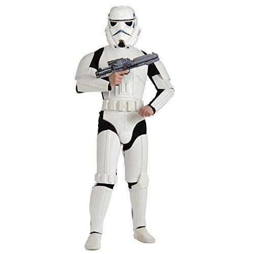 Rubie's 3 888572 - Stormtrooper Deluxe Erwachsener Kostüm, Größe M/L