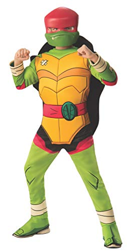Rise of TMNT Deluxe Raphael Child Costume Small