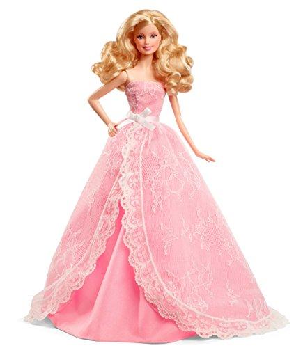 Barbie Mattel CFG03 - Birthday Wishes Doll 2015 (Barbie-world Sammlung Puppen)