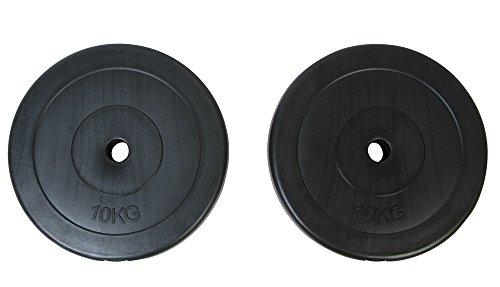 Disque 10 kg (lot de 2)