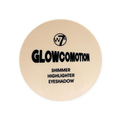 Shimmer Bronzer (W7 GlowCoMotion Shimmer, Highlighter and Eyeshadow Compact)
