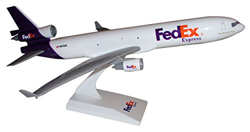 skymarks-fedex-md-11-n595fe-1-200-scale-snap-fit-modello-skr088