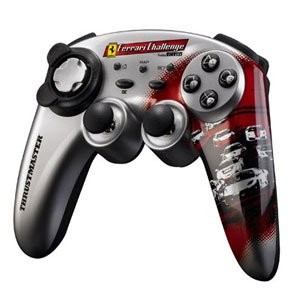 Multi Ferrari Motoren Gamepad F430Challenge Limited Edition PC/PS3