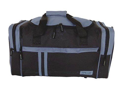 SPEAR® Sporttasche 652 Sporting Goods in 3 Farben ca. 57 x 31 x 26 cm schwarz/grau
