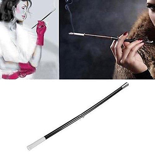 MingXiao Gefälschte Zigarettenspitze Lange 1920er Jahre Dünne Lange -