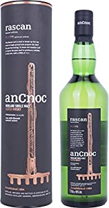 AnCnoc Rascan Highland Single Malt Scotch Whisky 70 cl by Knockdhu