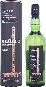 AnCnoc Rascan Highland Single Malt Scotch Whisky 70 cl by Knockdhu