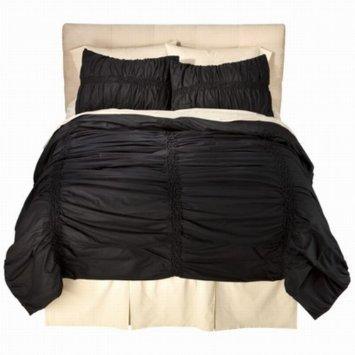 xhilaration-complet-reine-couvre-lit-charbon-noir-froncee-housse-couette-couvre-lit