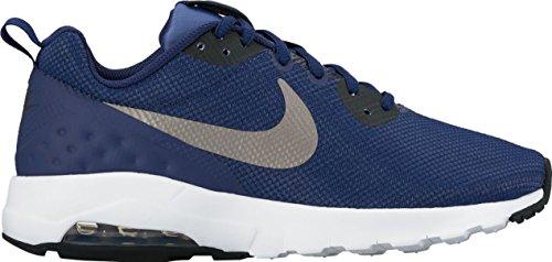 Nike 844895, Scarpe da Ginnastica Basse Donna Blu