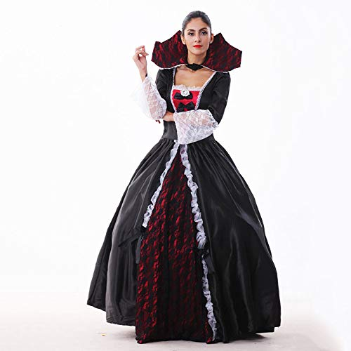 Zombie Anime Kostüm - FHTD Halloween Kostüm Vampir Hexe