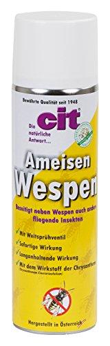 KERBL - AKO 15421 Ameisen-Wespen CIT 400ml