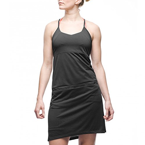 Houdini robe pour femme W S Rock Noir - RockBlack