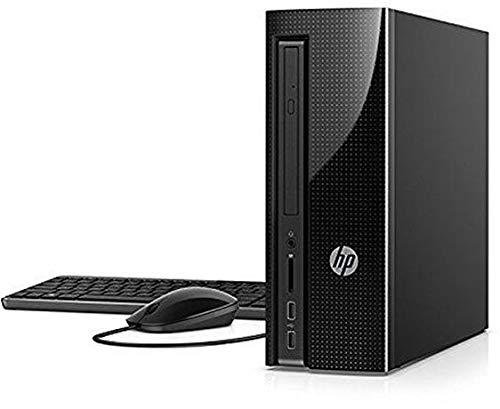 HP Slimline 260-a102in 2017 Tower Desktop (Intel Pentium J3710 Quad Core/4GB/500GB/Windows 10 Home/Intel HD Integrated Graphics)