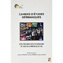 Lecteurs/Spectateurs d'Alexandre Kluge