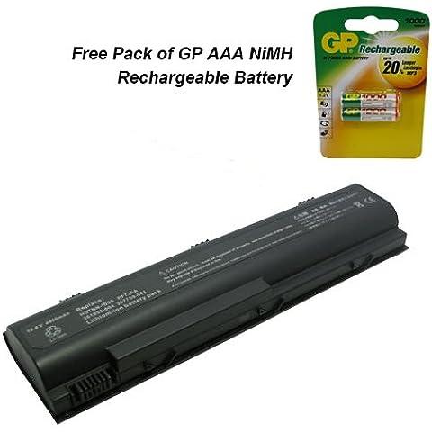 Compaq Presario CQ40-114AU batería - batería Premium Powerwarehouse 6 Cell