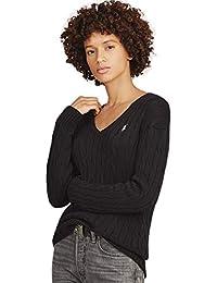 Amazon.fr   Ralph Lauren - Pulls, Gilets   Sweat-shirts   Femme ... 154a4c4c59fa