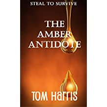 The Amber Antidote (Wings, Wands & Weird Worlds Book 2)