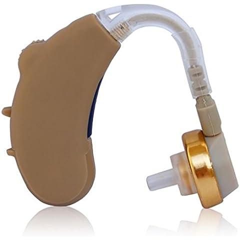 XUAN Amplificador de sonido ajustable tono audífonos ayuda