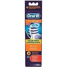 Braun Oral-B EB30-4 - Cabezal (Azul, Color blanco)