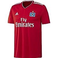 adidas Herren Hamburger SV Away Kurzarm Trikot