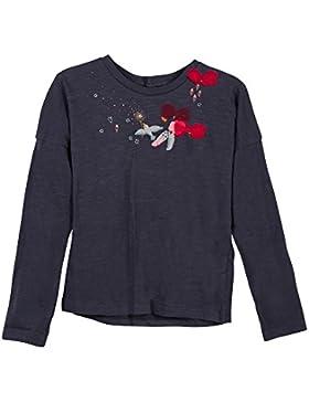 Catimini TS ML Fleurs, Camiseta Para Niños