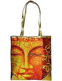 Angelfish Digital Printed Messenger Bag/ Utility Hand Bag