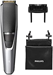 Philips BT3221/15 corded & cordless Titanium blade Beard Trimmer - 20 length settings; 90 min run