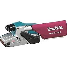 Makita 9404 - Lijadora de banda 100x610 mm 1010W 210-440 m/min 4.8 kg